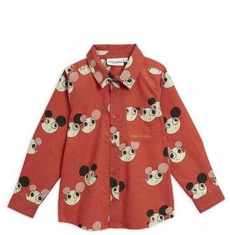 Mini Rodini Ritzratz Woven Shirt 2-8 Years