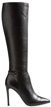 Tory Burch 'Mari' Knee High Pointy Toe Boot (Women)