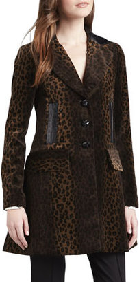 Nanette Lepore Destination Grand Bazaar Coat