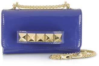 Valentino Va Va Voom Mini Patent Leather Shoulder Bag