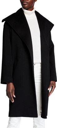 Fleurette Cluch Wool Coat