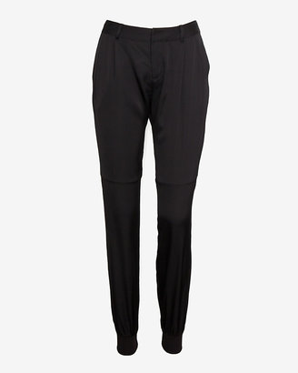 Joie Satin Stretch Track Pant