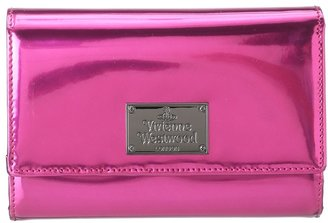 Vivienne Westwood Special Purse SLG's New (Fuxia) - Bags and Luggage