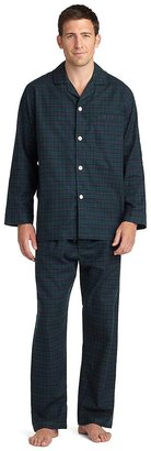 Brooks Brothers Large Tartan Flannel Pajamas