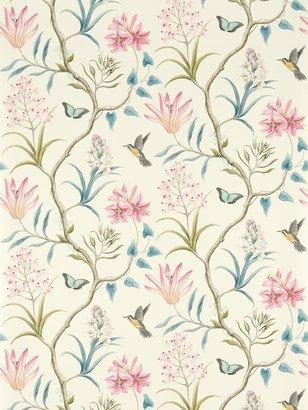 Sanderson Clementine Wallpaper