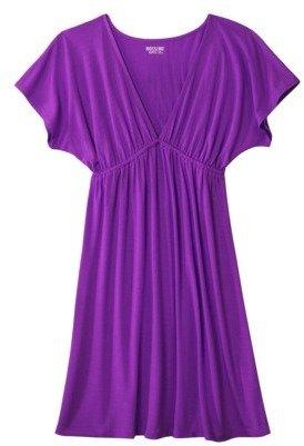 Mossimo Juniors Deep V Neck Kimono Dress - Assorted Colors and Prints