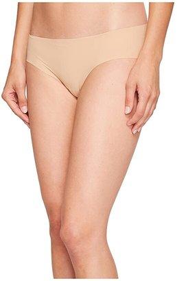 Commando Solid Bikini BK01 (Black) Women's Underwear
