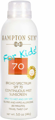 Hampton Sun SPF 70 For Kids! Continuous Mist
