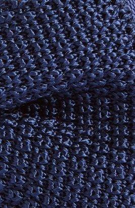 Lanvin Men's Knit Silk Bow Tie