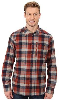 Fjallraven Fjallglim Shirt (Autumn Leaf) Men's Long Sleeve Button Up