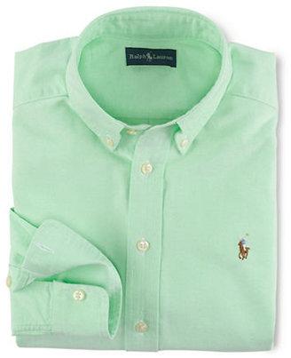 Ralph Lauren Boys 2-7 Classic Blake Shirt
