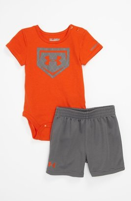 Under Armour Bodysuit & Shorts (Baby)