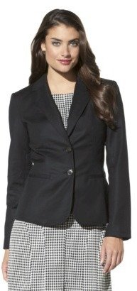 Merona Women's Doubleweave Classic Blazer - Assorted Colors