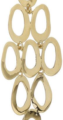 Ippolita Cascade 18-karat gold earrings
