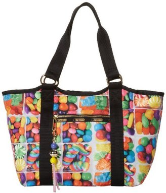 Le Sport Sac Candy Carryall Shoulder Bag