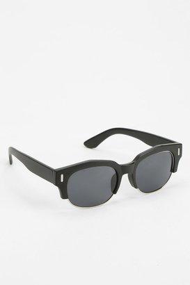 UO Matte Hatter Catmaster Sunglasses