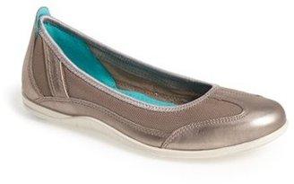 Women's Ecco 'Bluma' Ballet Sneaker $99.95 thestylecure.com