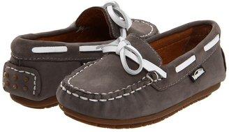Venettini 55-Morgan (Toddler/Youth) (Grey Nubuck) - Footwear