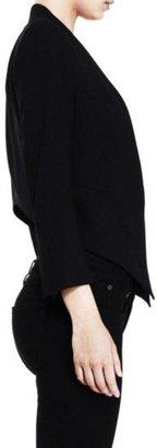 Helmut Lang Smoking Wool Tuxedo Blazer