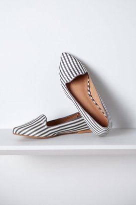 Anthropologie Icon Smoking Loafers