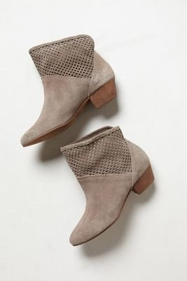 Anthropologie 67 Collection Paige Booties
