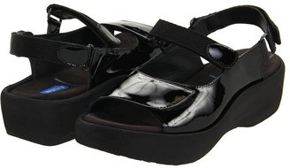 Wolky Jewel Women's Hook and Loop Shoes