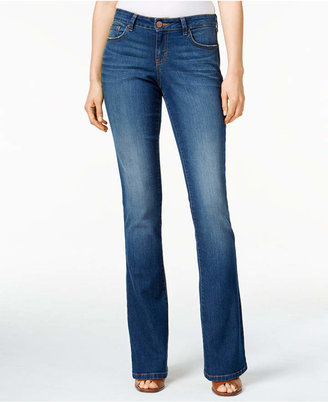 Style & Co. Curvy-Fit Bootcut Jeans, Only at Macy's $49 thestylecure.com