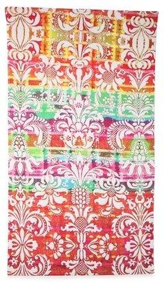 Fresco towels Rainbow Damask Beach Towel