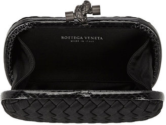 Bottega Veneta Women's Intreccio Impero Clutch