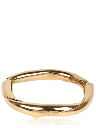 Metal Love Bangle Bracelet