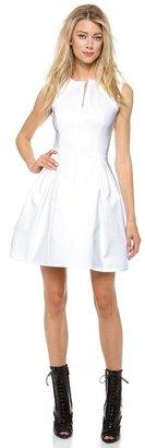 Cushnie et Ochs Stretch Cotton Dress