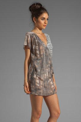 Nicholas K River Short Dress