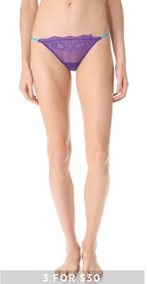 DKNY intimates Lovely Lacey Panty