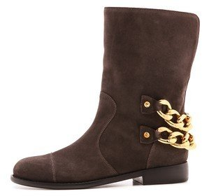 Giuseppe Zanotti Boots with Chain Detail