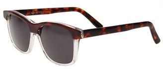 Illesteva Brown sunglasses