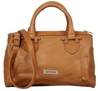 Galliano Medium leather bag