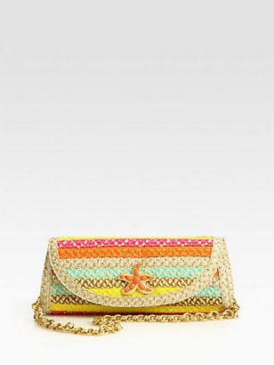 Eric Javits Paradis Woven Shoulder Bag