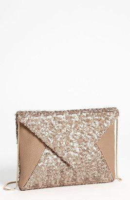 Deux Lux 'Anais' Envelope Clutch