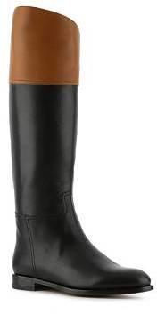 Ralph Lauren Sabella II Leather Riding Boot