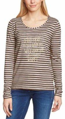 More & More Women'S Long-Sleeved Top - - (Brand Size: Herstellergröße: 36)