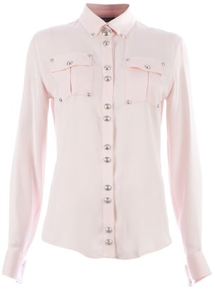 Balmain button shirt