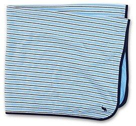 Ralph Lauren Infant Boys' Striped Blanket - Baby