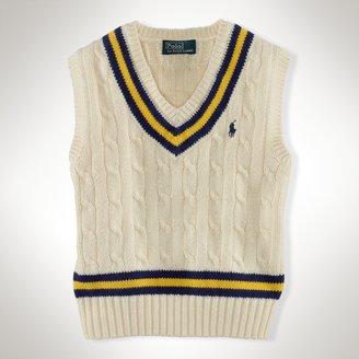 V-Neck Cricket Vest