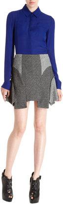 ICB Mix Paneled Skirt