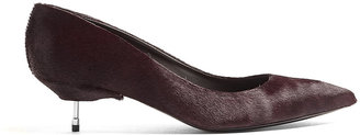 Kurt Geiger London Buckingham Mid-heel Pointed Court Shoes