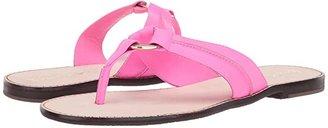 Lilly Pulitzer McKim Sandal (Gold Metal) Women's Sandals