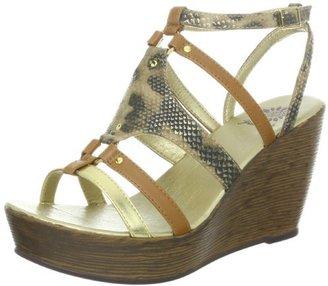 Yellow Box Women's Jardina Wedge Sandal