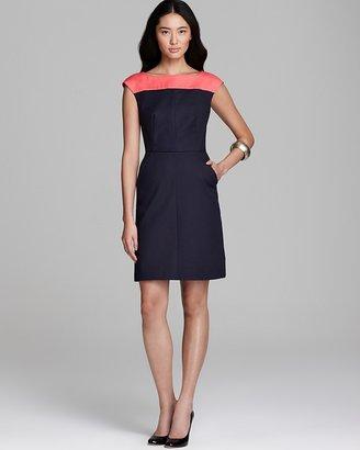 Tegan Dress - Bond Color Block