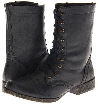 Madden-Girl Trixiie (Black) - Footwear