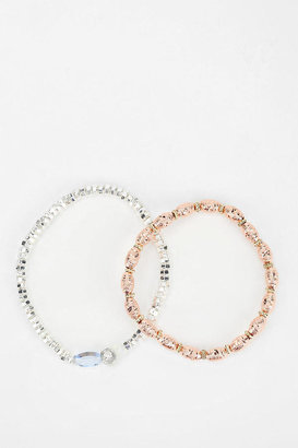 Urban Outfitters Little Beaded Bracelet - Set Of 2